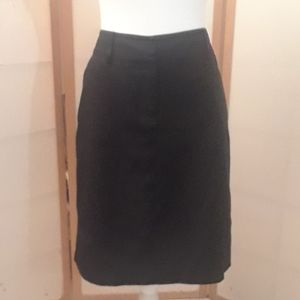 New York and Co  Black skirt size 10